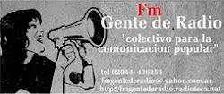 Escucha FM Gente De Radio en vivo!!!