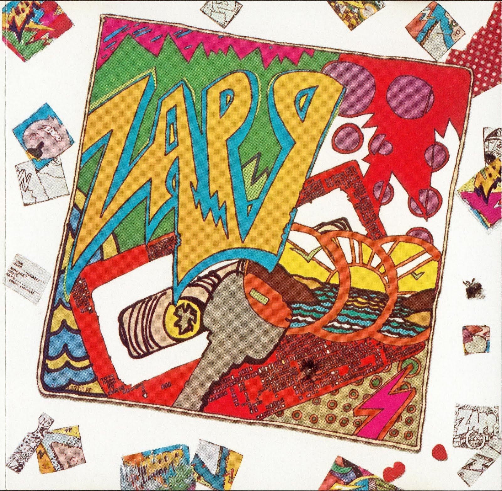 U E P M F M F M F E The Zapp Amp Roger Collection