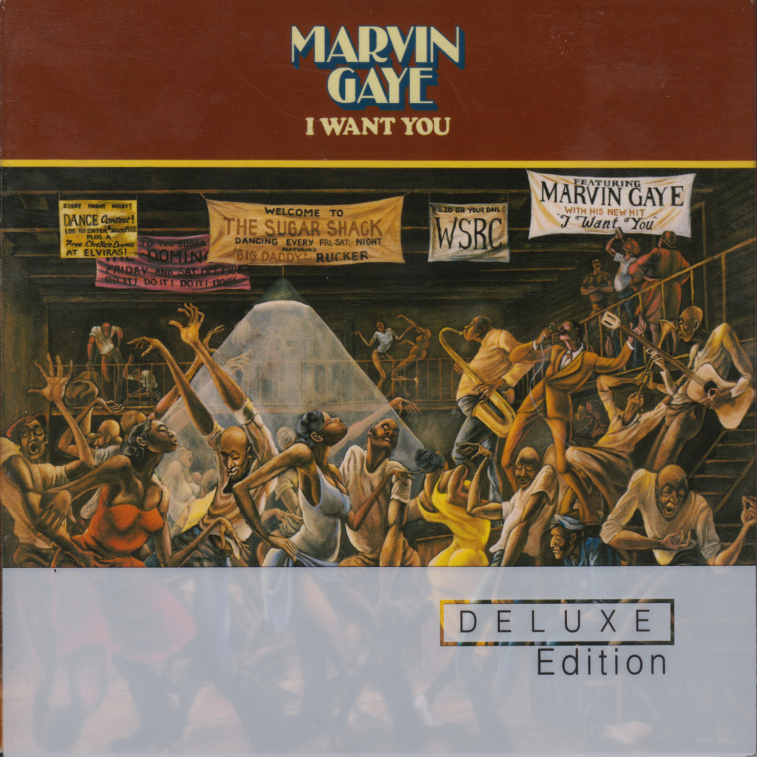 live from oakland 1976 i want you deluxe edition 2003