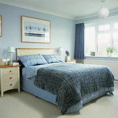miss interior design hot paint color of new wed couple bedroom