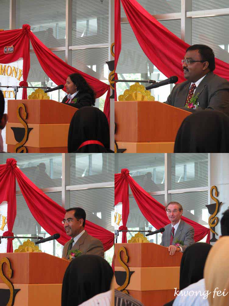 Opening Ceremony Of 6th Nogaps 2010 Aimst University