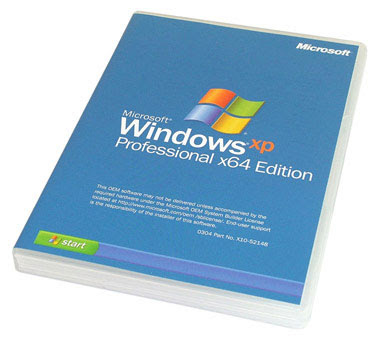 Windows XP x64 (64bit)