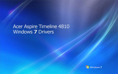 Acer 4810t - Aspire Timeline Windows 7