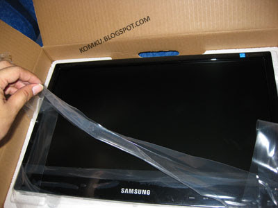 Samsung SyncMaster LCD Monitor