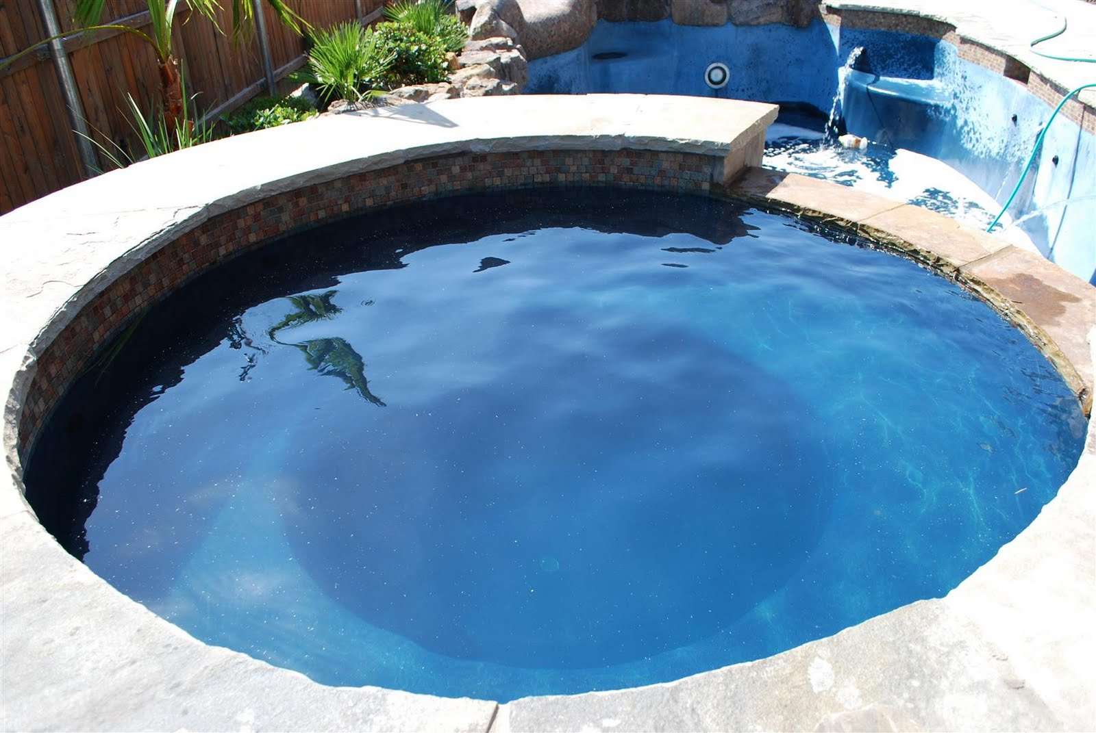 Craftyc0rn3r The Pool Process Pool Finish And Water Fill