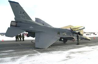 تحطمت طائرة عسكرية أميركية في شمال بحر