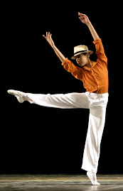Senhor Dança Comigo