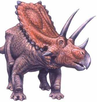5 pentaceratops 10 Dinosaurus Bertanduk Paling Menakjubkan
