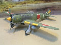 """Nakajima KI-84 """"Frank"""""""