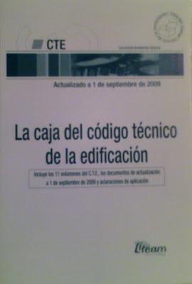 Códigos Técnicos de la edificación y Rite 2007