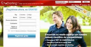 Buscar pareja en la red por medio de las redes sociales