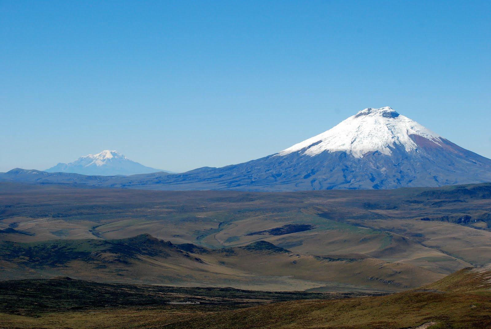 Birding Ecuador: Geography of Ecuador
