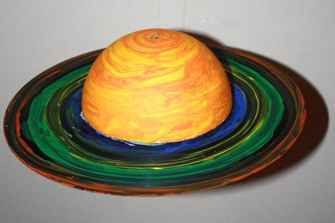 saturn planet project-#15
