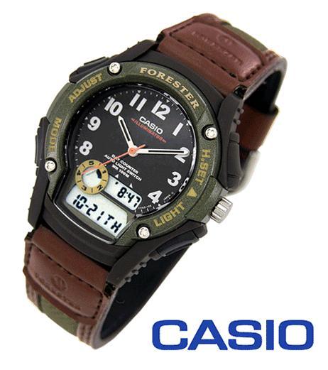 CASIO FORESTER FTW500WV-1BV - Часовой форум Watchru