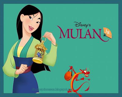 Zunitvene Mulan Wallpaper