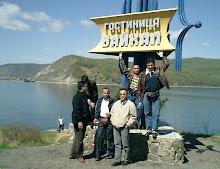 DI TASIK BAIKAL, RUSSIA
