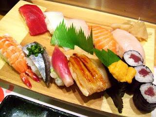 Sushi japanmylove-blog.blogspot.com