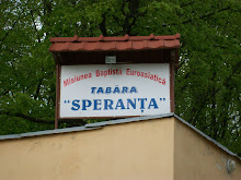 The Camp we worked at in Moldova