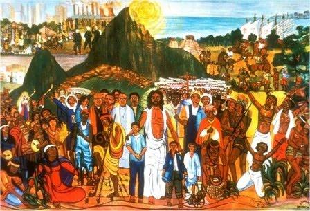 Jesús camina con el pueblo