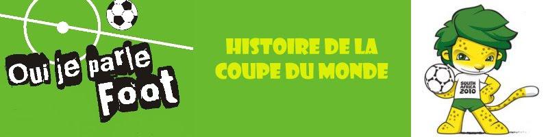 L'histoire de la Coupe du Monde