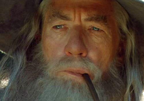 Mientras tanto, en la taberna... GandalfthiS