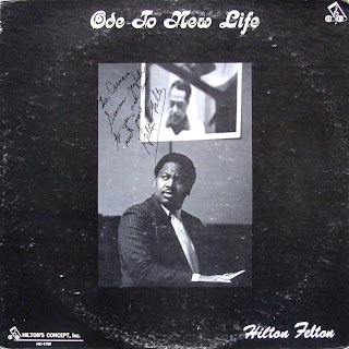 hilton felton - 1983 ode to new life