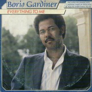 boris gardiner 1986 - everything to me lp