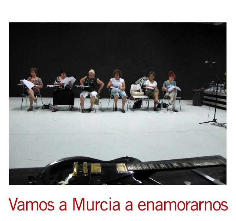 Vamos a Murcia a enamorarnos