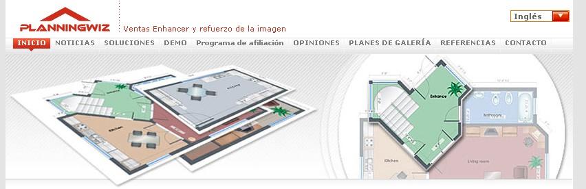 Planningwiz crea los planos de tu casa desde internet for Crea el plano de tu casa