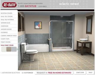 remodela tu cuarto de baño en linea