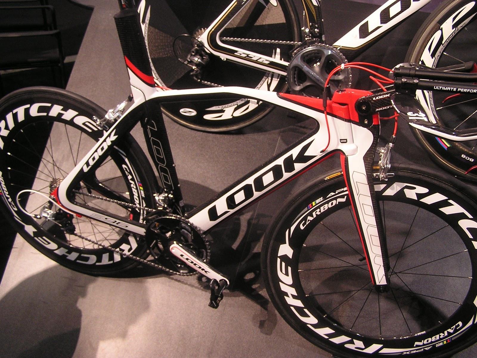 Bmxing Triathlete Interbike 2010 Part 1