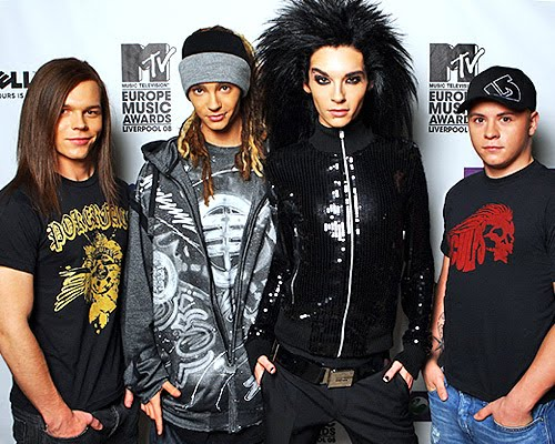 raise your hand. Tokio Hotel - Raise Your Hands
