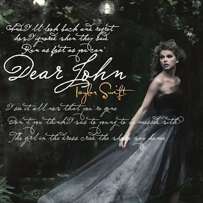 Taylor Swift Lyrics on Taylor Swift   Dear John Lyrics