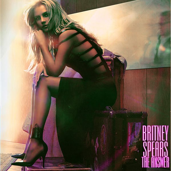 britney spears let me be lyrics. Britney Spears - The Answer