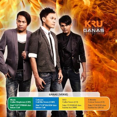 KRU - Ganas MP3