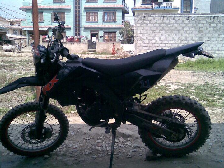 Honda Dirt Bike Price In Nepal Bike In Nepal Submited Images