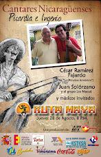 Concierto Lanzamiento disco Cantares Nicaraguenses