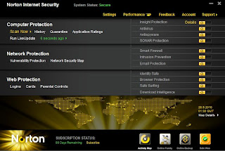 free norton internet security 2012 na 90 dana