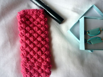 Raspberry Phone Sock