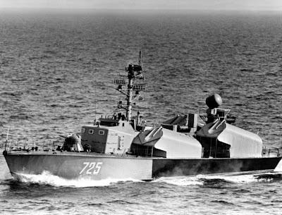 ذاكرة مصر // 21 اكتوبر عيد القوات البحرية المصرية وقصة اغراق المدمرة الاسرائيلية ايلات 786px-Osa-I_class_Project205_DN-SN-84-01770