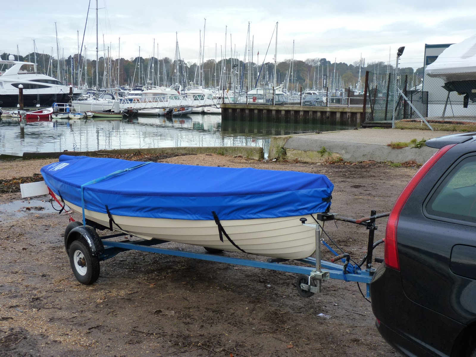 Port Na Storm 2010 Trailer Wiring Tridentuk Coot Covered In Water Craft