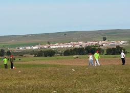 Canpo Lugar, que gran pueblo Extremeño.