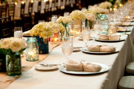 blue vintage weddings rustic wedding centerpieces belle princess ballroom