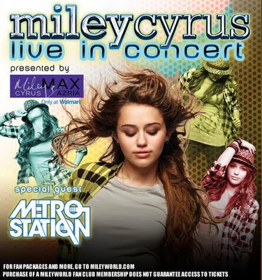 Miley Cyrus Posters on Miley Cyrus Tour Poster Jpg
