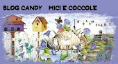 "Blog Candy di... ""Mici e Coccole"""