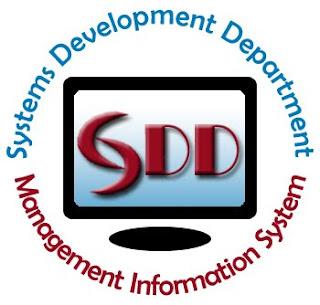 SDD MIS Official logo