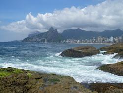 Ipanema, minha praia...
