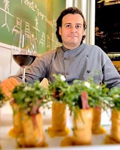 Restaurante Benvindo usa modernidades para servir tradição