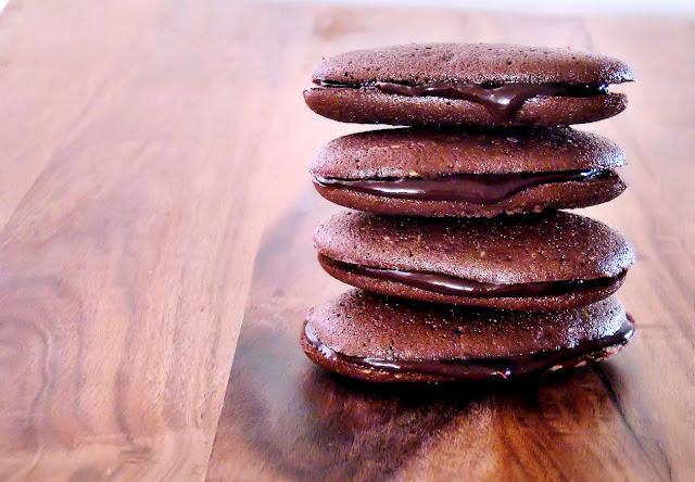 La Petite Brioche: Homemade Milano Cookies