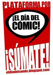 EL DIA DEL COMIC
